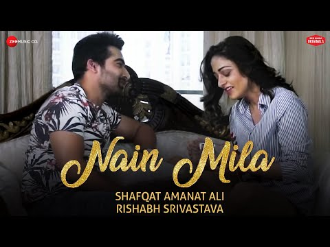 NAIN MILA LYRICS - Shafqat Amanat Ali