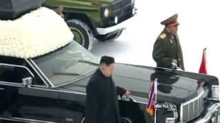 North Korea Mourns Fallen Leader