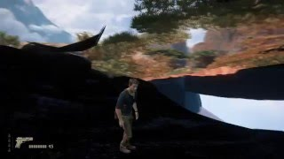 Uncharted 4 - Chapter 10 Jeep Wall Clipping
