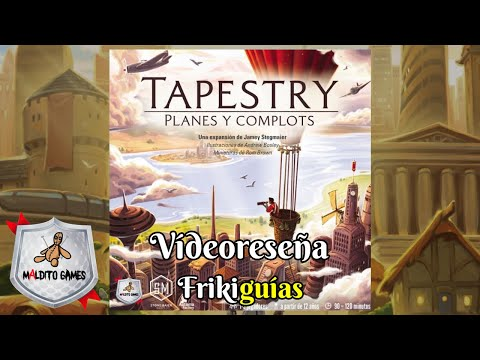 Reseña Tapestry: Plans & Ploys