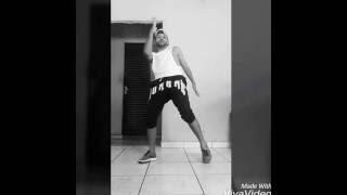 Malandramente coreografia  mc Nandinho mc nego