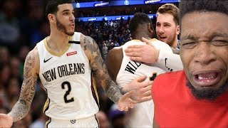Let Lonzo BALL!! Dallas Mavericks vs New Orleans Pelicans Highlights