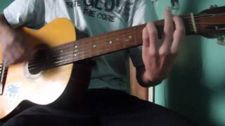 Inevitável - CPM 22 - (Guitar Cover) - @McOMarceloMcO - HD