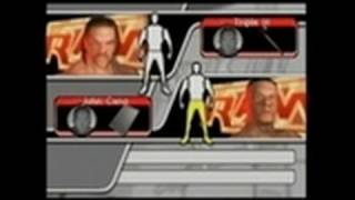 WWE SmackDown vs. Raw 2008 Nintendo DS Video - The Game