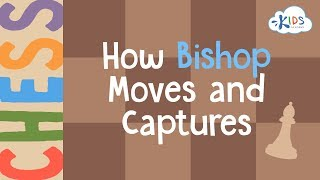 Chess: How Bishop Moves and Captures