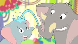 🐘 BEBÉ ELEFANTE 🐘 Canción infantil | Canta y Baila | Nana Popular Para niños en Español