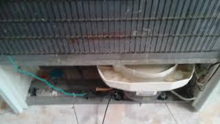 Reservatório de água do Refrigerador