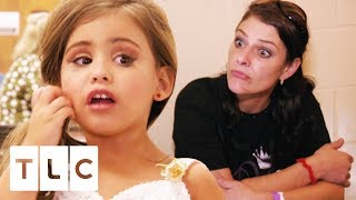Three-Year-Old Pageant Queen Puts Her Mum On Time Out!   Toddlers & Tiaras