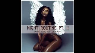 Night Routine Pt. II | Afrobeat Instrumental 2016 | Prod. ¥