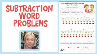 Subtraction Word Problems for Kids - Grade 2 | Kids Academy