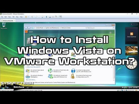 Microsoft WinVista Installation Video