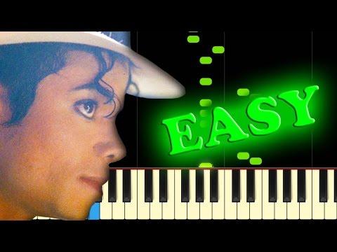 Comment jouer Smooth Criminal de Michael Jackson au piano