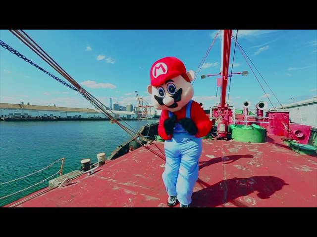 Videoclip oficial de 'Super Mario World', de Logic.