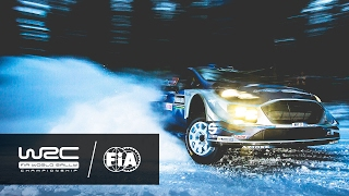WRC - Rally Sweden 2017: HIGHLIGHTS / REVIEW