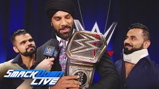 Does Jinder Mahal care who he faces at SummerSlam?: SmackDown LIVE, Aug. 1, 2017