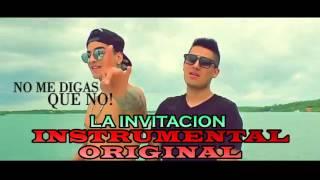 La Invitacion - Maluma ft Pipe Bueno INSTRUMENTAL PISTA