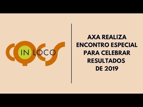Imagem post: AXA realiza encontro especial para celebrar resultados de 2019