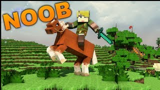 """Minecraft Hunger Games - OVERLY INTENSE BATTLE TO THE DEATH - """"So Many Fails"""" - Ep. 10"""