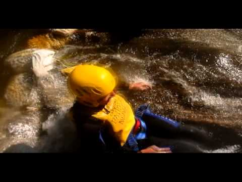 paddle nepal canyoning 2011