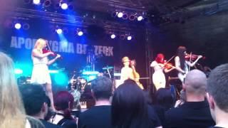 Eklipse - Until The End Of The World - Live in Königstein