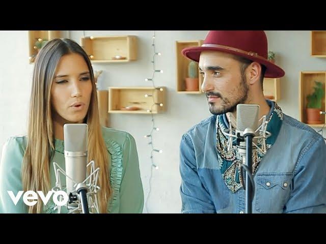 """Video de """"Corazón hambriento"""" de India Martínez con Abel Pintos"""