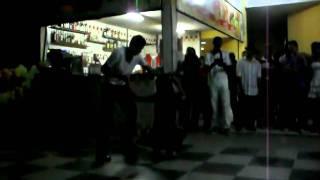 Rayane, Rose e Thiago - Zouk - Como te sentes tu - Ary - Cadena Lounge Bar Itaguai - RJ