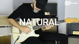 Imagine Dragons - Natural - Electric Guitar Cover by Kfir Ochaion