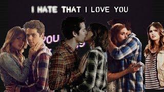 I HATE U I LOVE U || Gnash Ft. Olivia || Traducida al español
