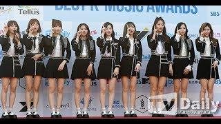 [TD영상] 트와이스-티아라-다이아 '예쁜 애 옆에 또 예쁜 애' (소리바다 어워즈) (1st SORIBADA BEST K MUSIC AWARDS)