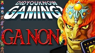 Zelda's Ganon - Did You Know Gaming? Feat. Remix of WeeklyTubeShow