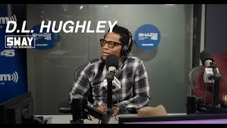 D.L. Hughley Hilarious Interview: Weighs in On Chris Brown and Soulja Boy | Sway's Universe