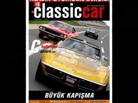 KLASİK ARABA DERGİSİ '' CLASSİC CAR ''