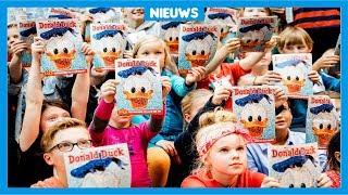 Donald Duck is jarig!