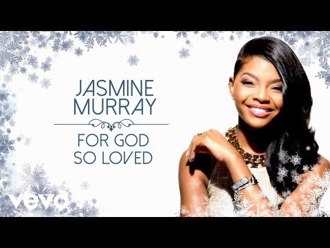 For God So Loved de Jasmine Murray Letra y Video