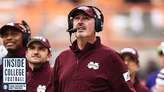 Joe Moorhead previews #2 LSU at Mississippi State | Inside College Football