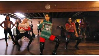 Ariana Grande | Christmas And Chill | Choreography By @BrinnNicole