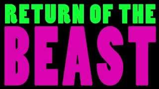 Beast Song Ever (Lyric Video) - The Midnight Beast