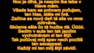 Igor Kmeťo ft. Anita Soul & Rytmus - Ona Má Štýl (text)