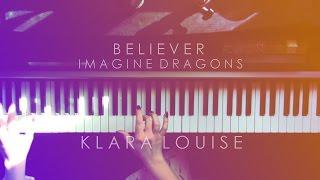 BELIEVER | Imagine Dragons Piano Cover