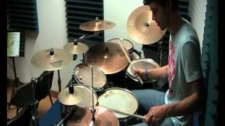 Taio Cruz - Higher ft. Travie McCoy (Drums Cover by Marco)