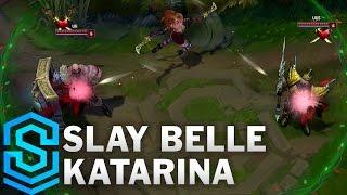 Slay Belle Katarina Skin Spotlight - Assassin Update 2016 - League of Legends