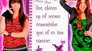 Yo Lo Vi Primero  - Sueña Conmigo - Con Letra - Marcia Lima & Roxy Pop