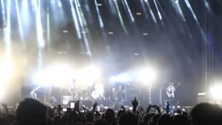 Kasabian - Club Foot live @ Rock in Roma - Roma 21.07.2017