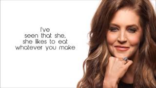 Lisa Marie Presley - Over Me (Lyrics)