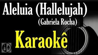 Aleluia (Hallelujah) - (Karaokê vioão)