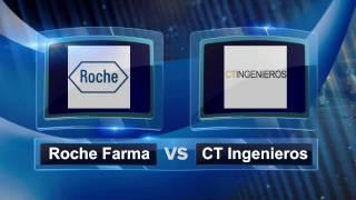 Antonio José Sánchez marca en la victoria de CT Ingenieros ante Roche Farma