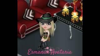 Avataria Mustafa Ceceli - Aşkım Benim Klip Video