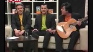"Playback a capella por ""Vozes Trinadas"" (na RTV)"