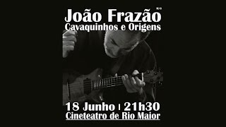 João Frazão - Triste viuvinha - LIVE