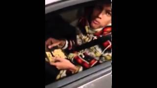 Stromae accosté par des jeunes de Charleroi dans sa voiture